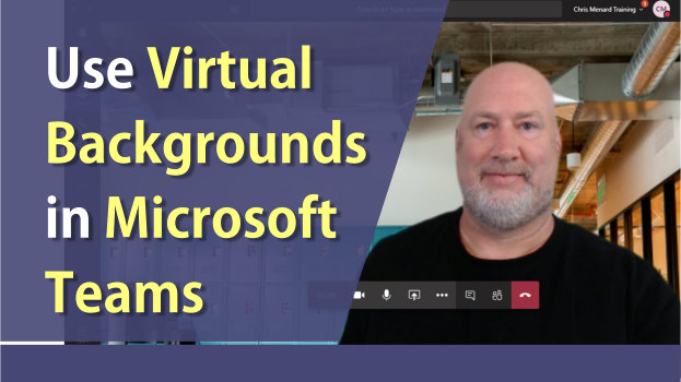 Virtual Backgrounds in Microsoft Teams