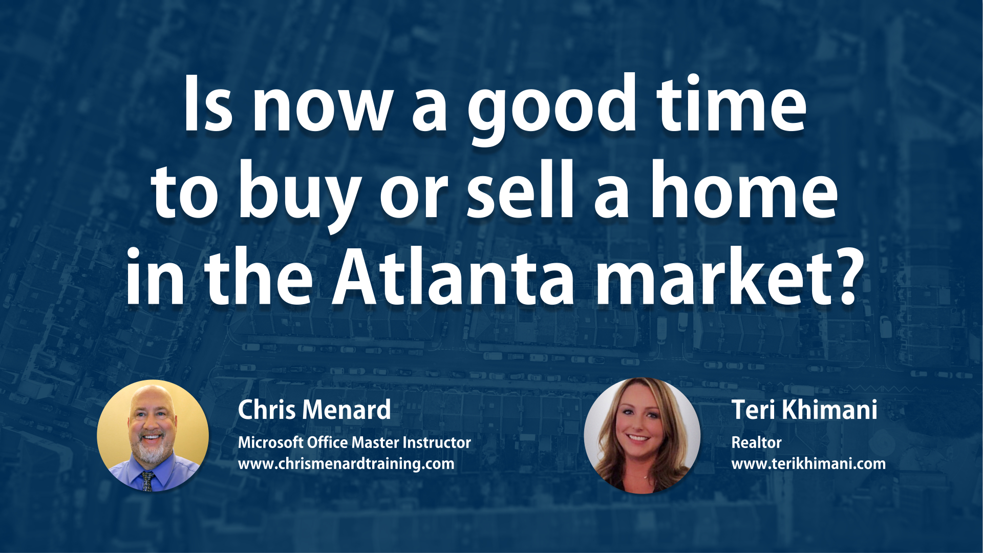 Is it a good time to buy a home in the Metro Atlanta real estate market?