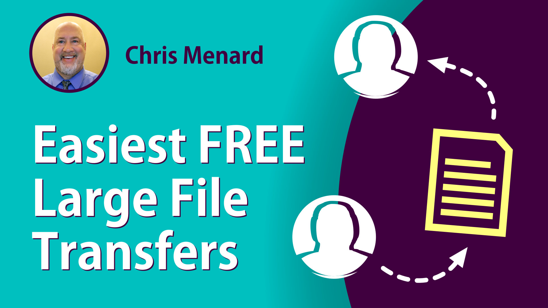 How to easily send large files for free | Free File Transfer Tool