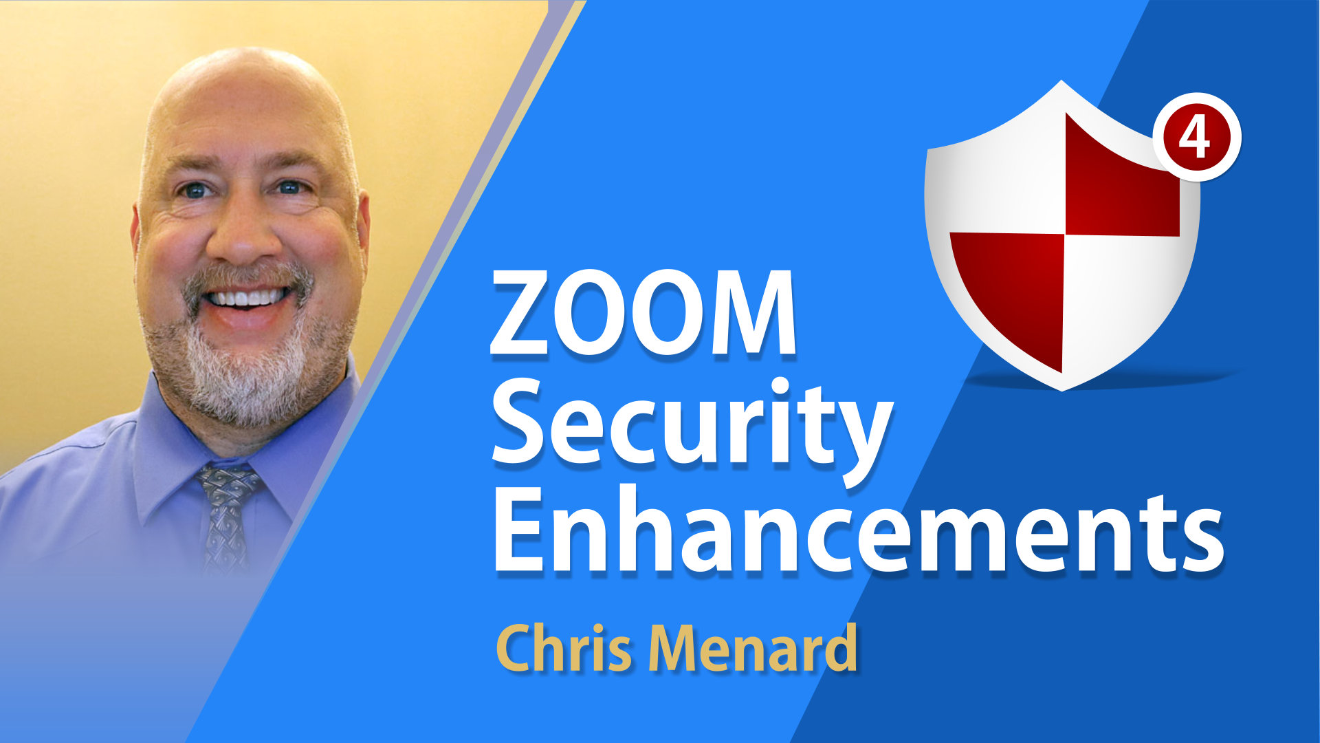 Zoom Security Enhancements for May 2020