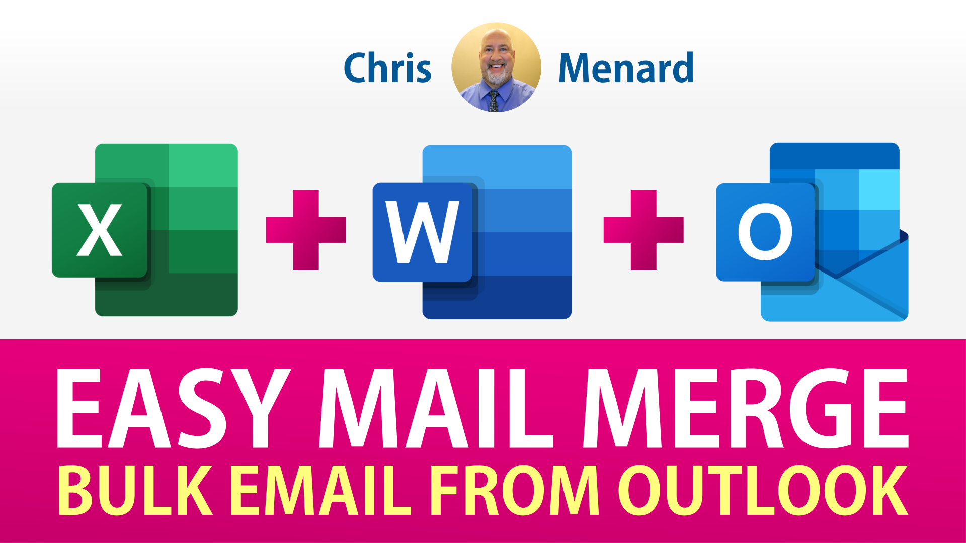Email mail merge: personalized emails using Excel - Word & Outlook