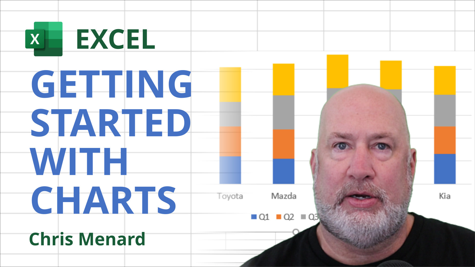 Three tips for getting started with Excel Charts