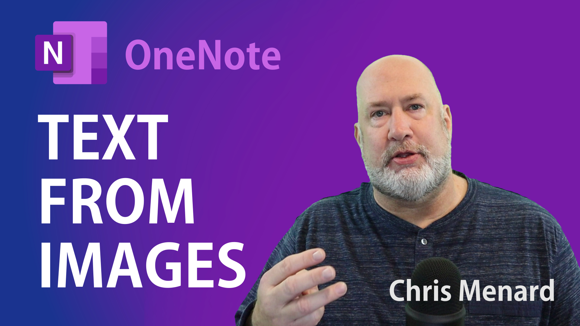 OneNote - Copy text from picture - 2 reasons to use this awesome feature