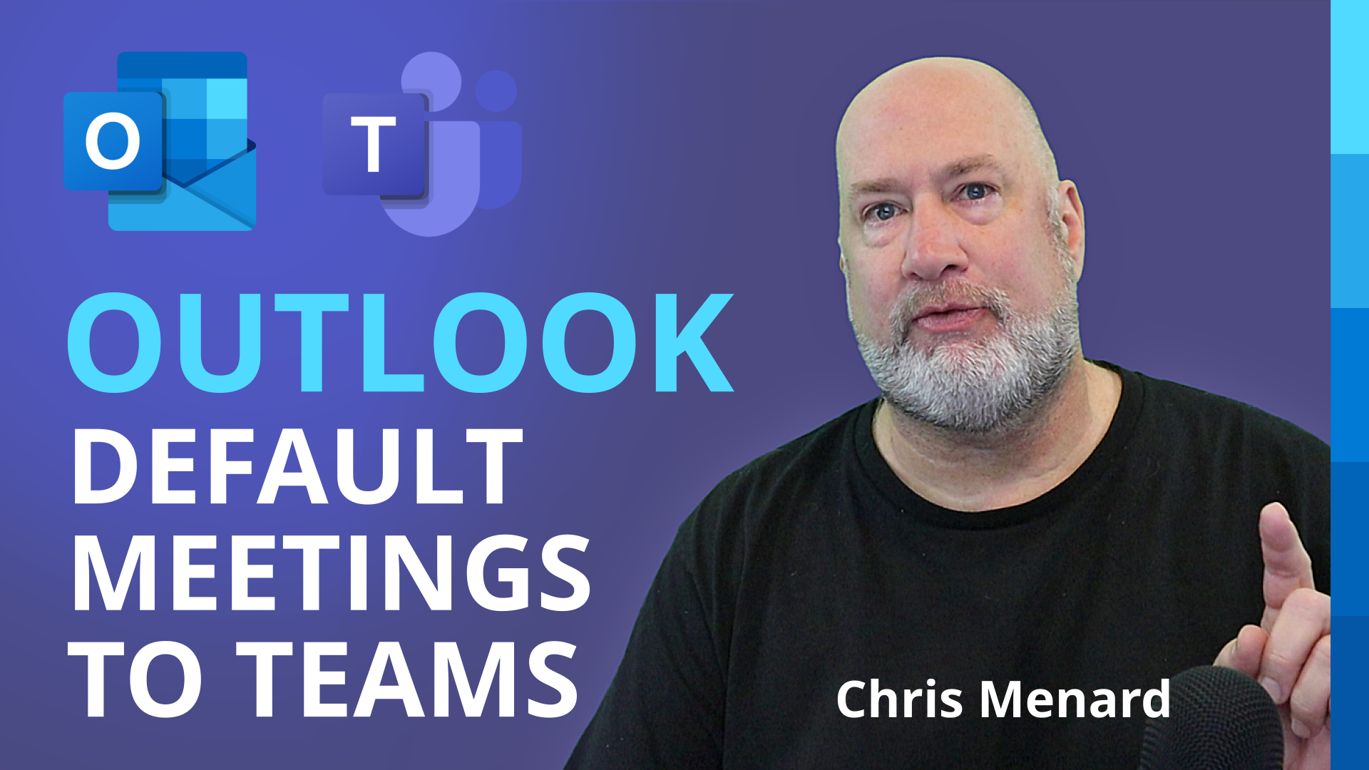 Outlook - make Teams Meeting the default and Meet Now Feature