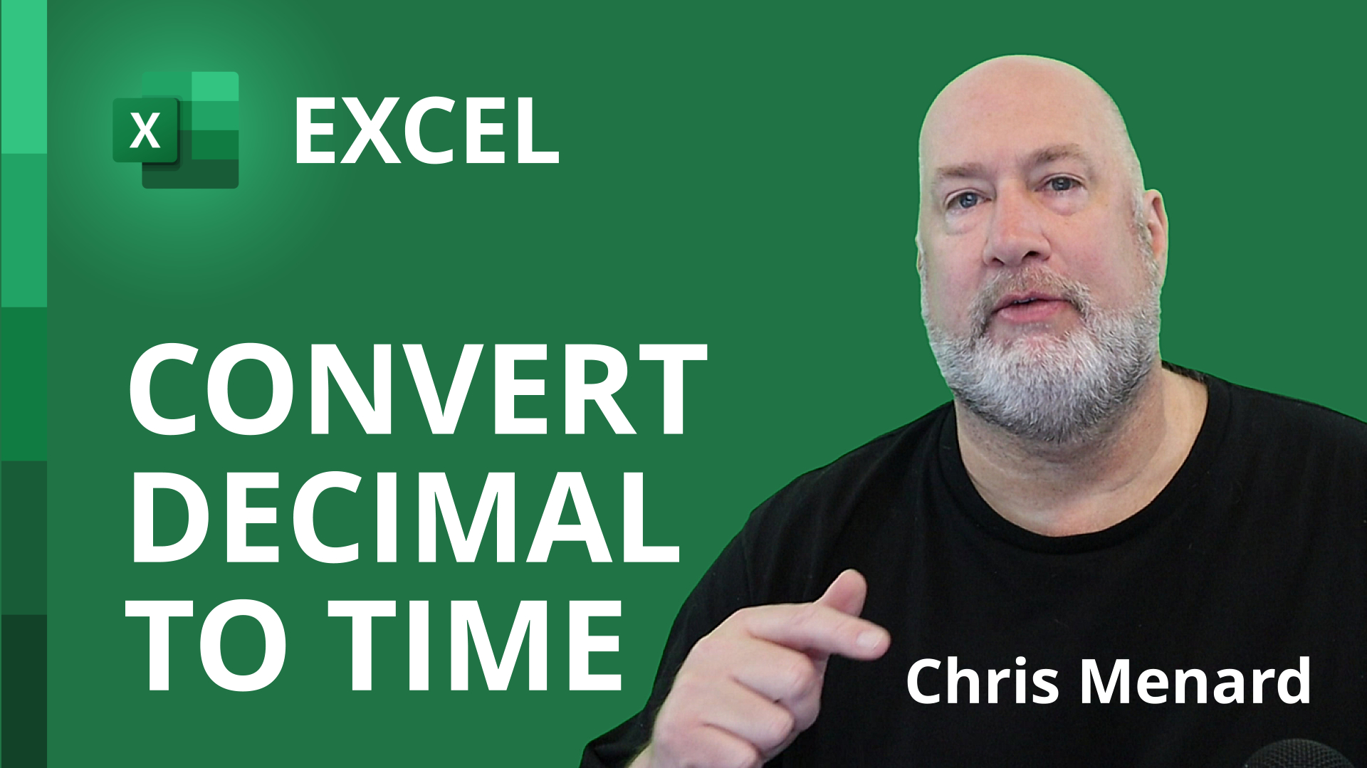 Excel: Covert decimal hours Excel's hours & minutes (8.25 to 8:15)