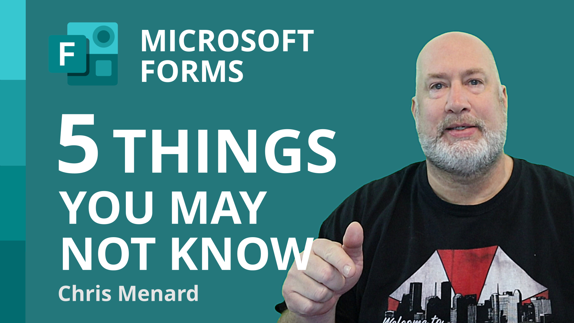 Microsoft Forms - 5 things you may not know you can do in Forms