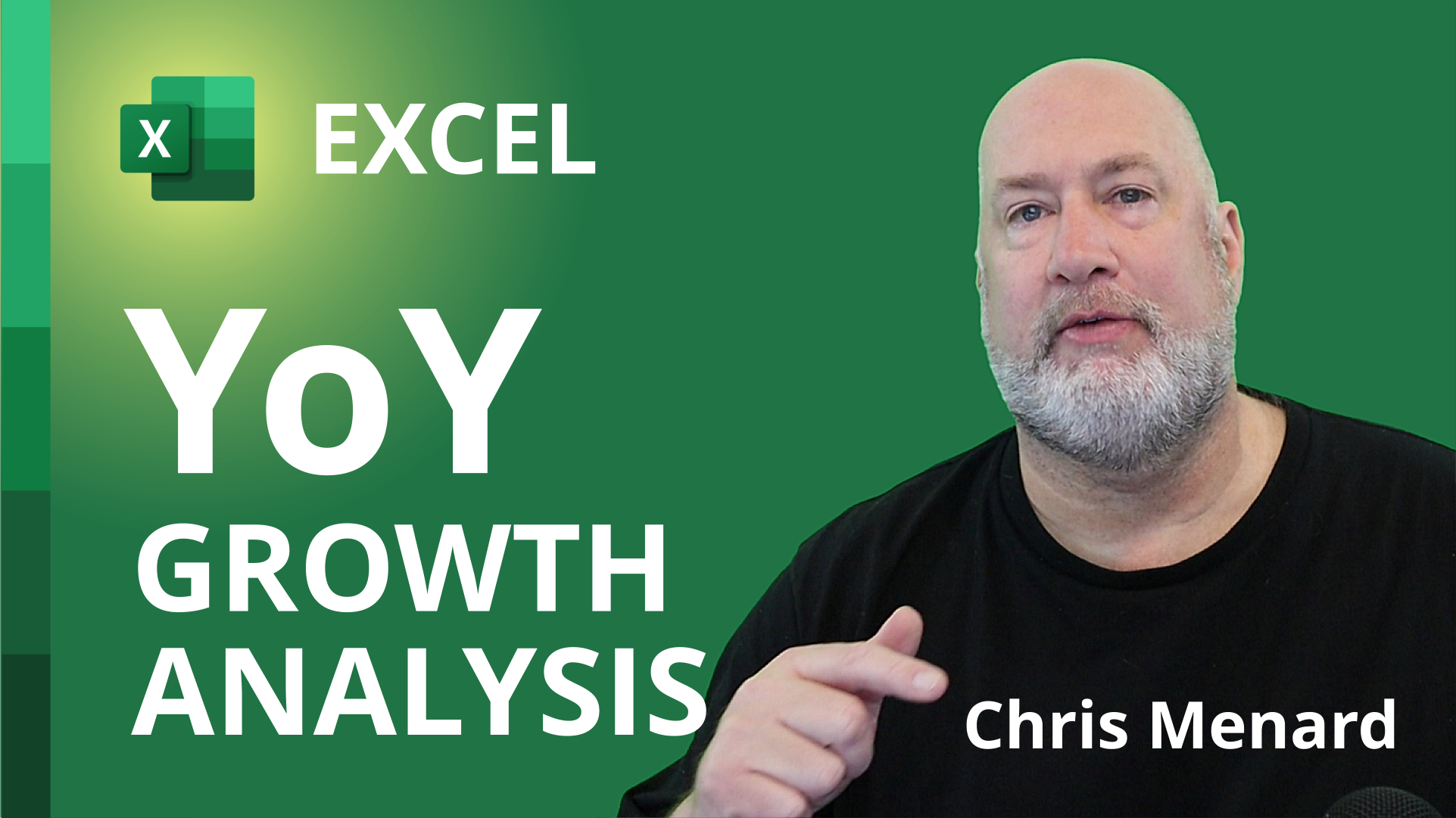 Year-Over-Year Growth - Excel PivotTable