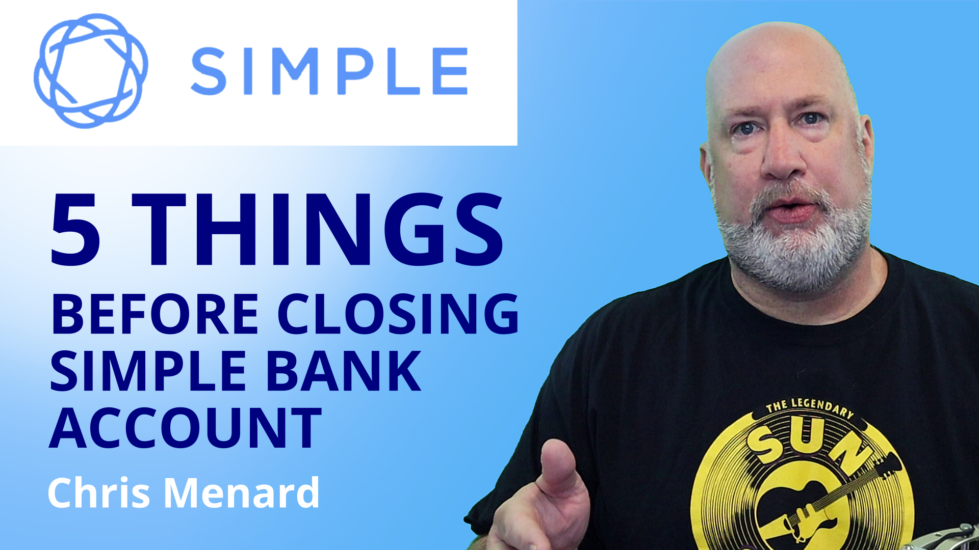 5 things to do before closing your Simple Bank Account