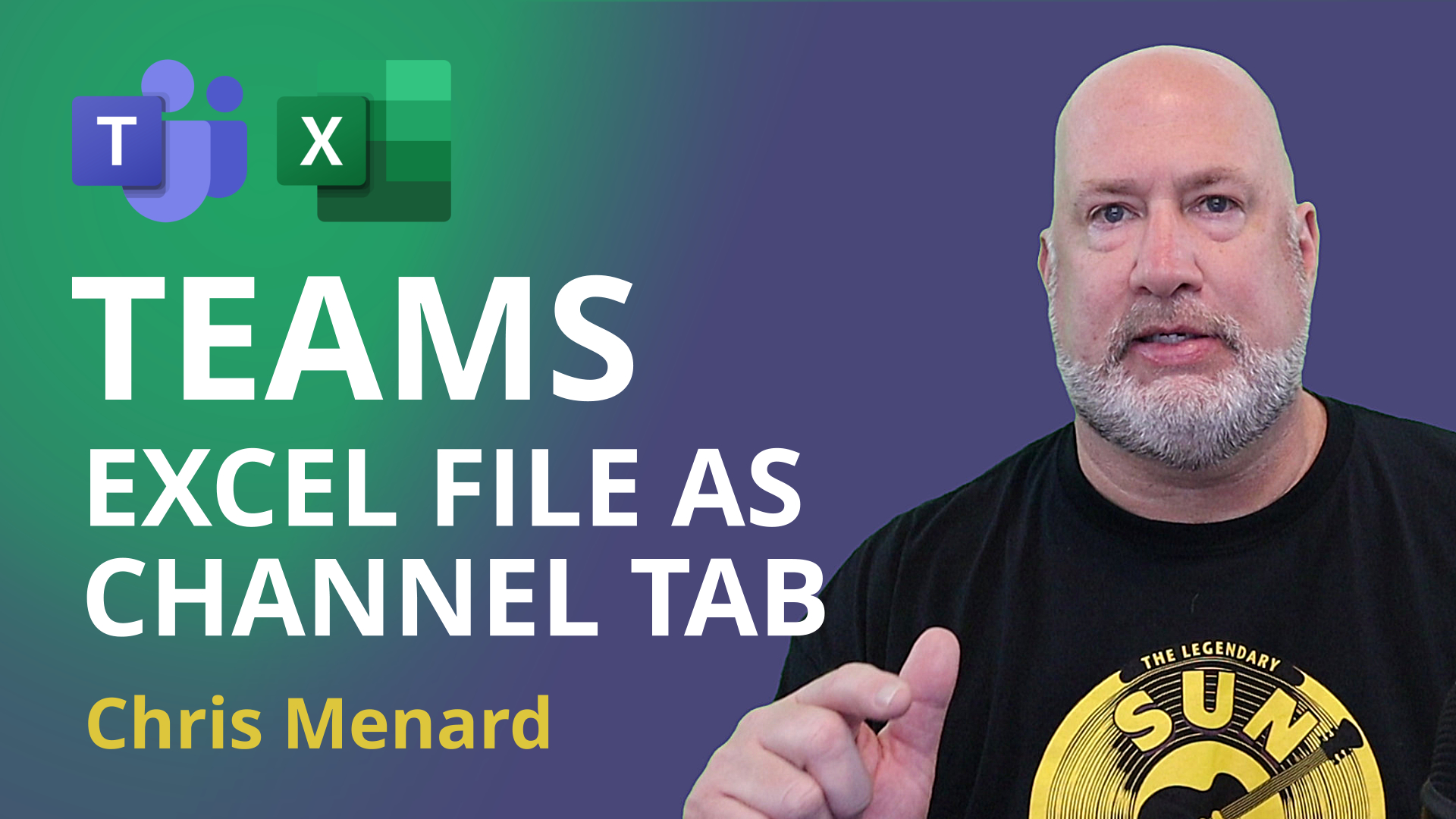 Teams - How to Add an Excel file or Word Doc to a Teams Channel Tab