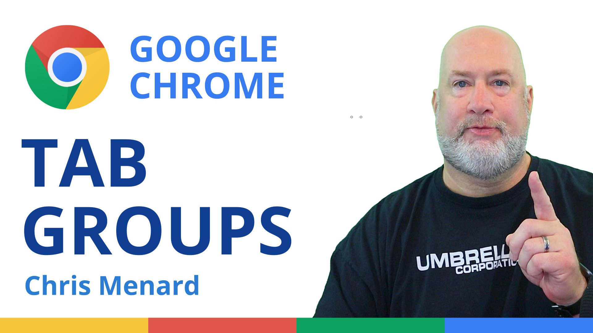 Use Tab Groups in Google Chrome to stay organized