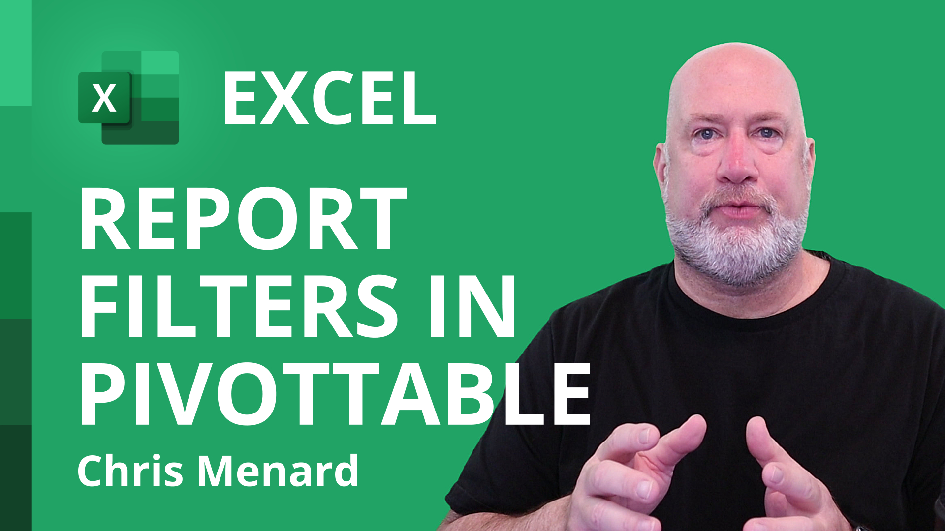 Excel Report Filters: Tips of creating multiple reports from one PivotTable