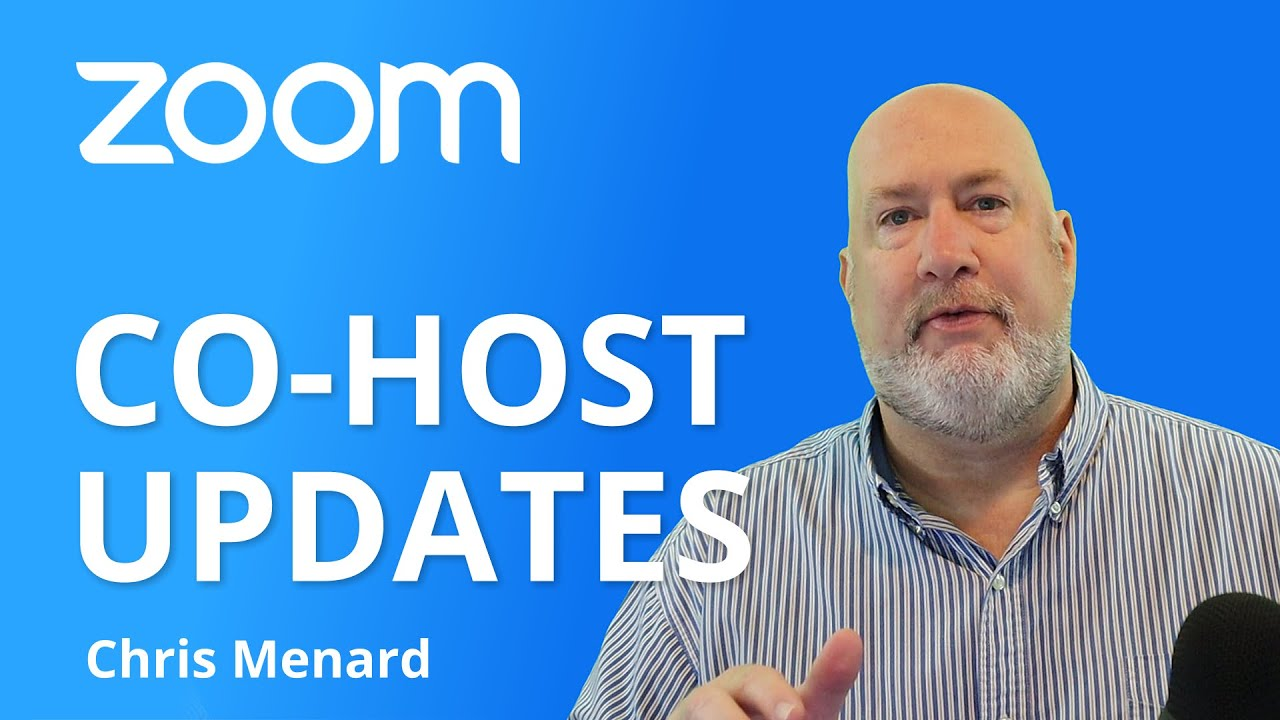 Zoom co-host feature: What can a co-host do, and what limitations do they have?